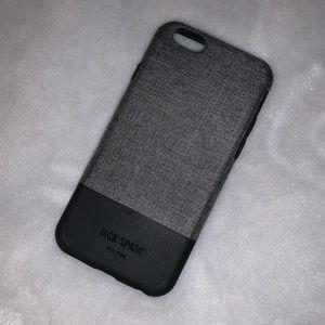 Jack Spade iPhone 6s Case